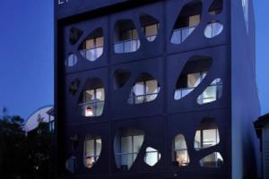 Mẫu thiết kế khách sạn mini 2 – 5 tầng xu hướng 2020