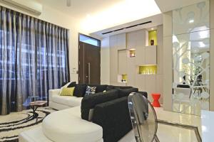 Thiết kế nội thất kiểu Mỹ cho nhà chị Lina