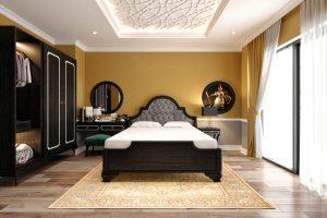 Dự án thi công nội thất khách sạn Hoàng Hoa – Nghệ An