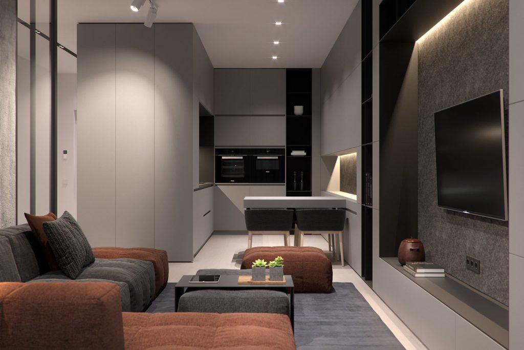 Thiết kế thi công căn hộ của anh Hải – Vinhomes Metropolis Liễu Giai