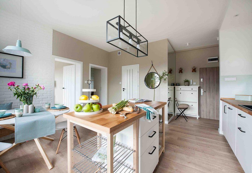 Thiết kế căn hộ của chị Chi – Vinhomes Smart, Hà Nội