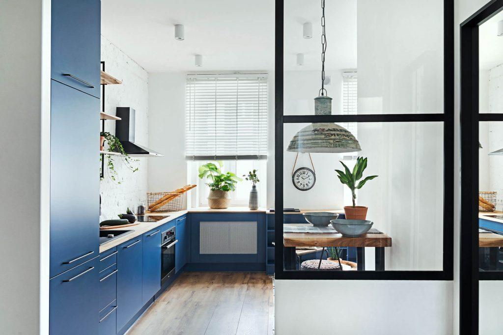 Thiết kế căn hộ của chị Mai – Eco Green, Hà Nội