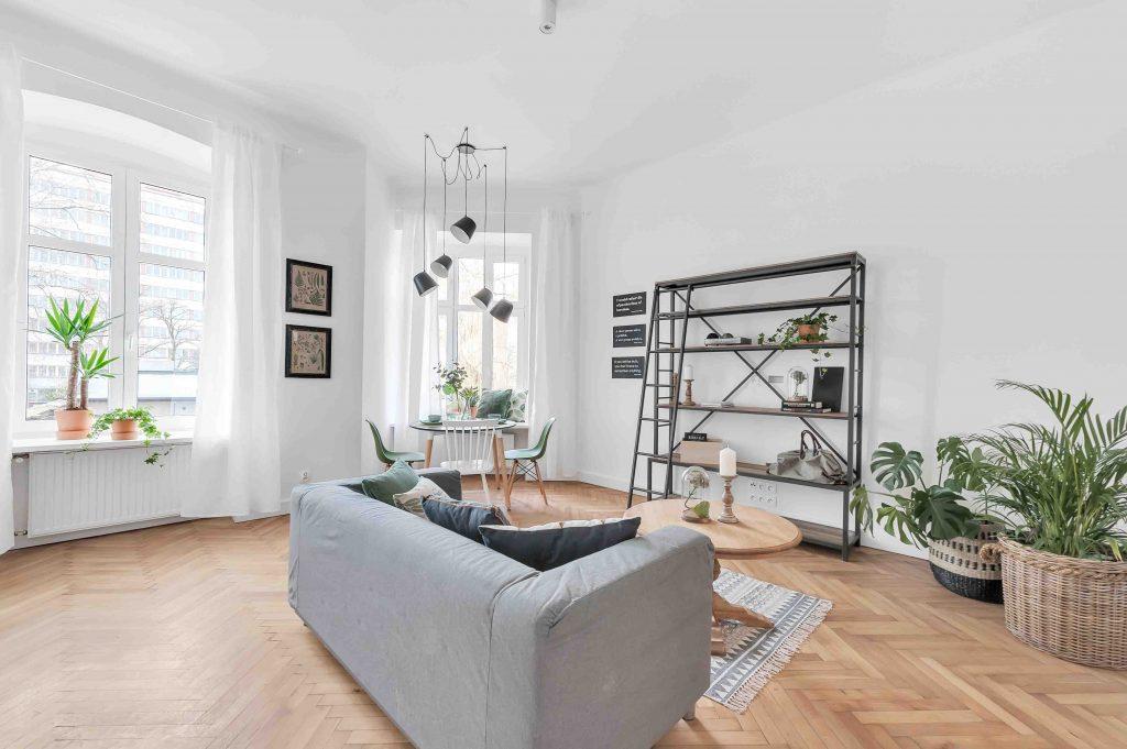 Thiết kế thi công căn hộ của chị Vinh – KĐT TRung Hòa Nhân Chính, Hà Nội